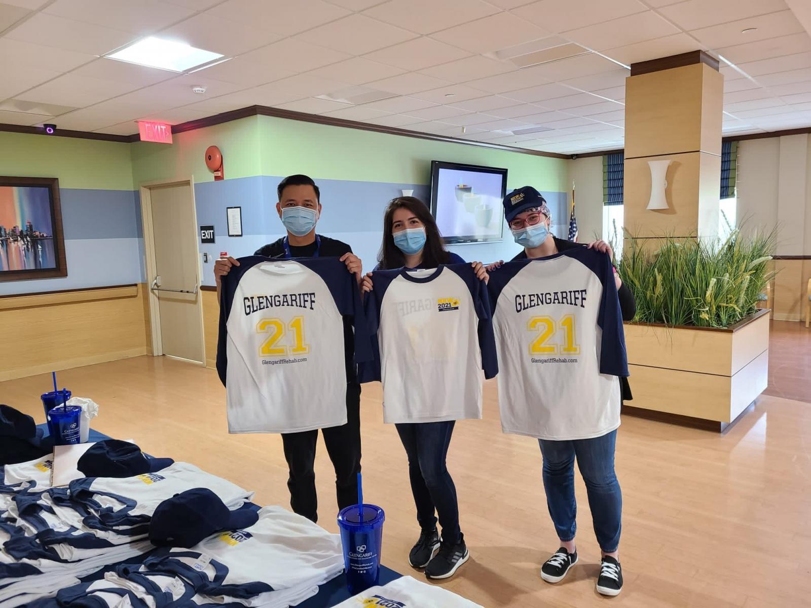 Nursing Home Week 2021, Sports Day