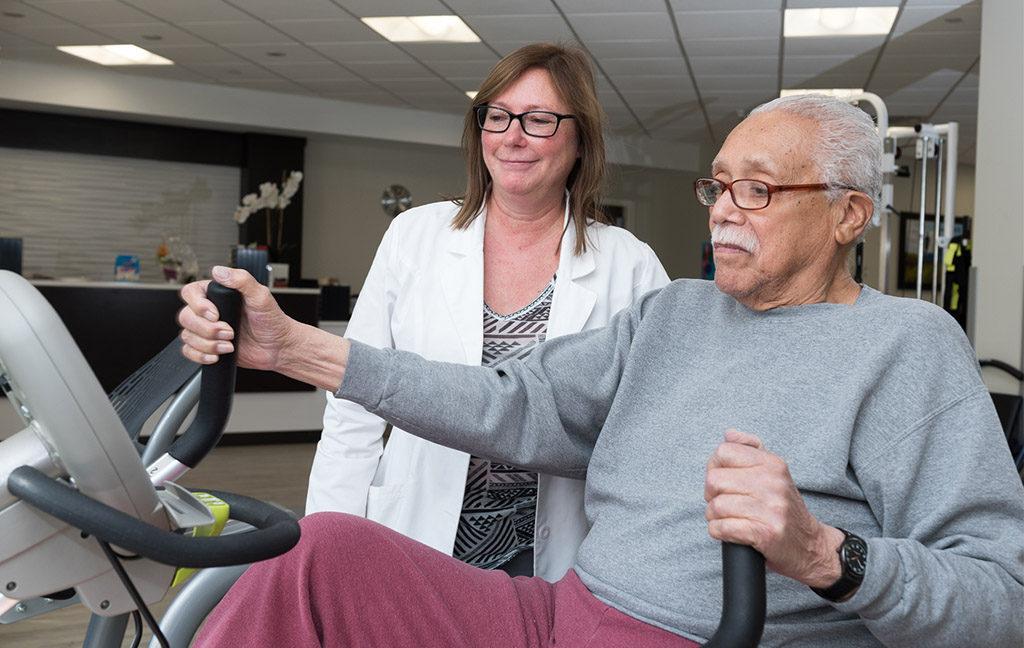 Orthopedic Rehabilitation – CareRite Centers