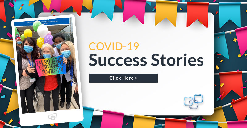 COVID-19 Success Stories